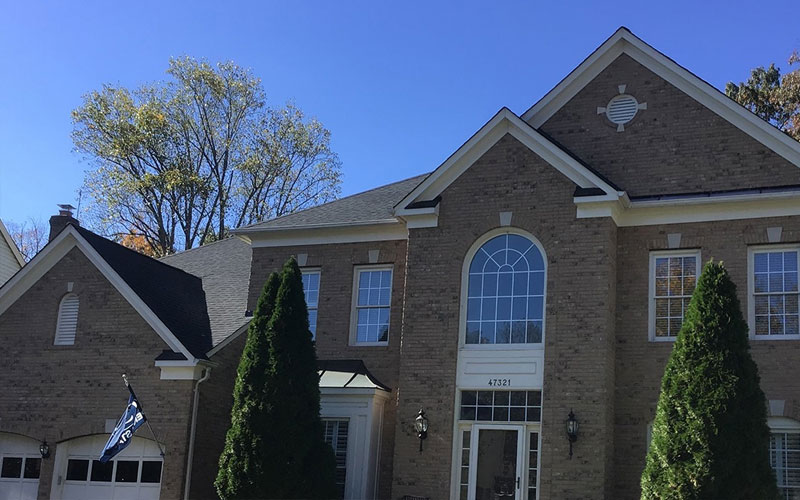 residential roofing Northern Virginia & Maryland